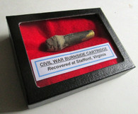 Complete original Civil War Burnside Cartridge (SOLD)