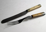 Soldier's Knife and Fork set