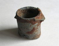 Canteen spout from Gettysburg Battlefield (in new 3rd edition)