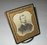 Cased CDV Image of General Franz Sigel