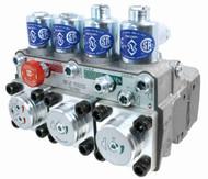 """EV100-2 VALVE 1/4"""" C / W 4 COILS"""