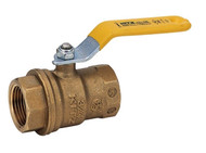 "BALL VALVE   .75"" BRASS"