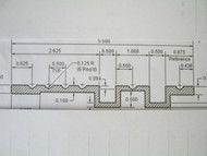 """SILLS HORN  2SP 5 1/2"""" X 8'"""