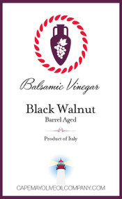 Black Walnut Balsamic