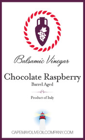 Chocolate Raspberry Balsamic