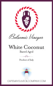 White Coconut Balsamic