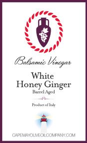 White Honey Ginger Balsamic