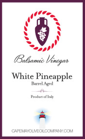 White Pineapple Balsamic