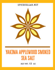 Yakima Applewood Smoked Sea Salt