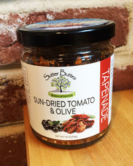 Sun-Dried Tomato and Olive Tapenade