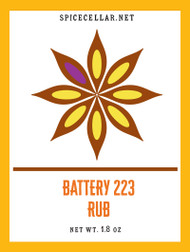Battery 223 Rub (Small)