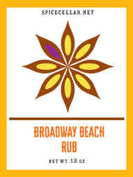 Broadway Beach Rub - Small