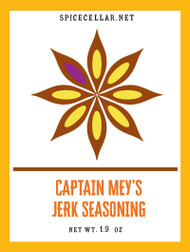 Captain Mey's Jerk Seasoning