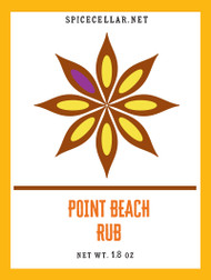 Point Beach Rub (Small)