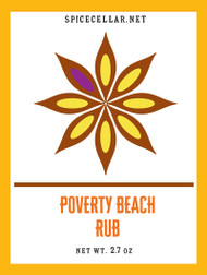 Poverty Beach Rub - Small