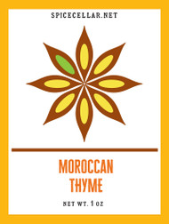 Moroccan Thyme