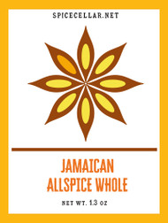 Jamaican All Spice (Whole)