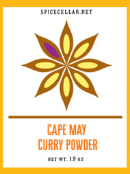 Cape May Curry Powder