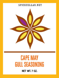 Cape May Gull Seasoning (Large)