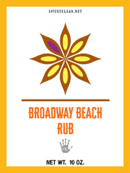Broadway Beach Rub - Large