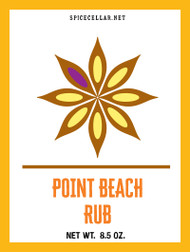 Point Beach Rub (Large)