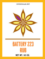 Battery 223 Rub (Large)