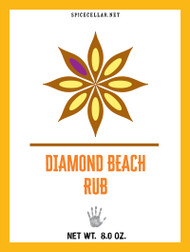 Diamond Beach Rub - Large