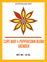 Cape May 4 Peppercorn Blend Grinder