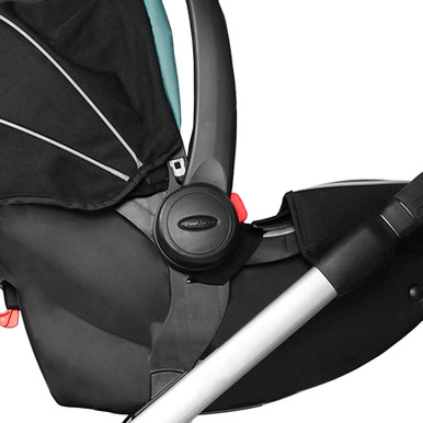 City Select Premier Stroller Graco Click Connect Baby Jogger