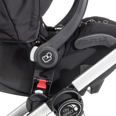 City Select Stroller Multi Model Car Seat Adapter By Baby