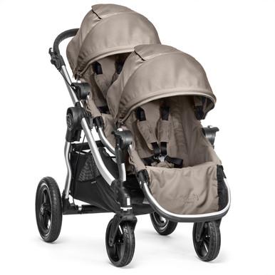 Baby Jogger City Select Double Stroller Quartz 2014 BJ20457, BJ01457