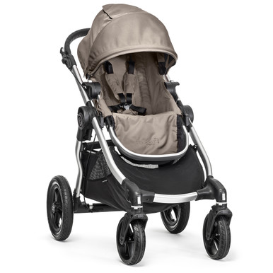 Baby Jogger City Select Stroller 2016 in Quartz