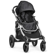 Baby Jogger City Select Stroller 2018 in Onyx Black - SHIPS NOW