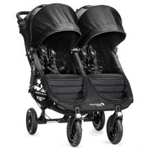 Baby Jogger City Mini GT Double Stroller 2018 in Black - SHIPS NOW