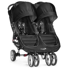 City Mini Double Stroller by Baby Jogger 2014 in Black