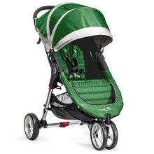 City Mini Single Stroller by Baby Jogger 2017 in Evergreen/Grey - SHIPS NOW