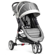 City Mini Single Stroller by Baby Jogger 2018 in Steel Grey - SHIPS NOW