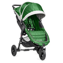 Baby Jogger City Mini GT Single Stroller 2017 in Evergreen/Gray - SHIPS NOW