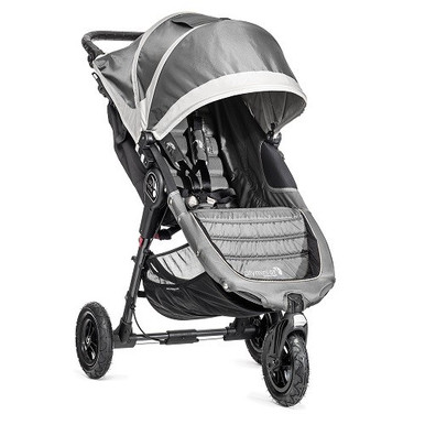 Baby Jogger City Mini Gt Single Stroller 2018 In Steel Gray Ships Now