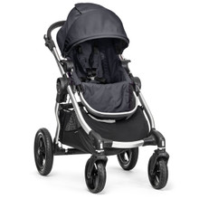 Baby Jogger City Select Stroller 2018 in Titanium - SHIPS NOW