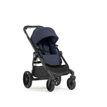 Jogger City Select LUX Stroller 2019 in Indigo Blue - Ships  Now!!!
