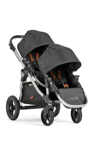 2018 Baby Jogger Anniversary Edition City Select Double Stroller W/FREE BELLY BAR  - SHIPS NOW