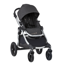 2019 Baby Jogger City Select Single Stroller - Jet Black  - Ships Early February 2019