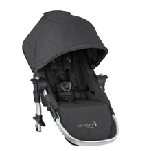 2019 Baby Jogger City Select Second Seat Kit in Jet Black - Ships Now!