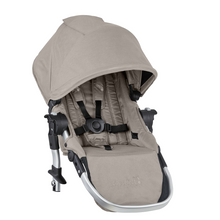 2019 Baby Jogger City Select Second Seat Kit in Paloma Beige - Ships Now!