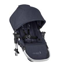 2019 Baby Jogger City Select Second Seat Kit in Carbon - Ships Now!