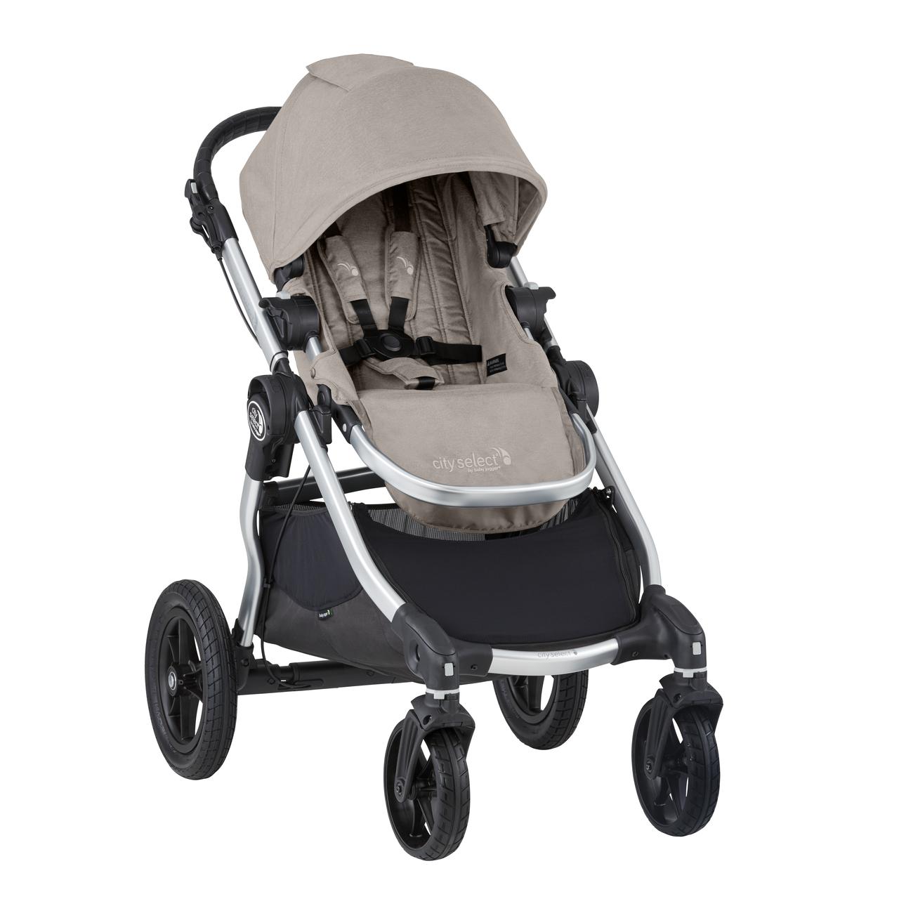 2019 Baby Jogger City Select Single Stroller Paloma