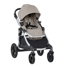 2019 Baby Jogger City Select Single Stroller - Paloma Beige  - Ships Now!