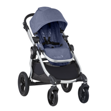 2019 Baby Jogger City Select Single Stroller - Moonlight Blue  - Ships Early February 2019