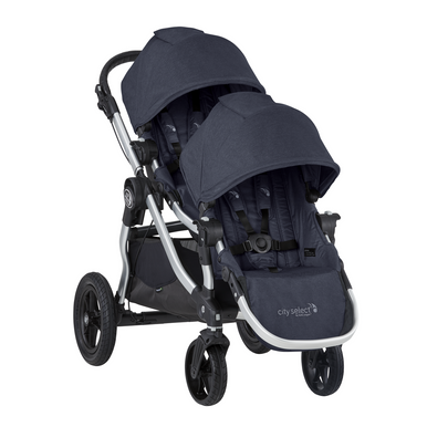 2019 Baby Jogger City Select Double Stroller Carbon Ships End Of August
